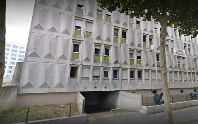 One dead after 'deliberate' blaze at migrant workers' centre in Paris