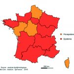 Flu epidemic sweeps across France one month early