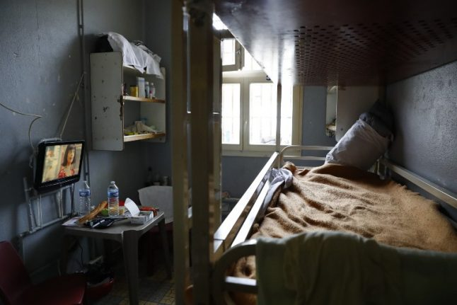 Rats, bedbugs and overcrowding: Watchdog slams French prison