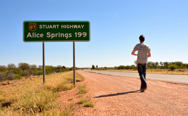 French tourist stabbed to death in remote Australia