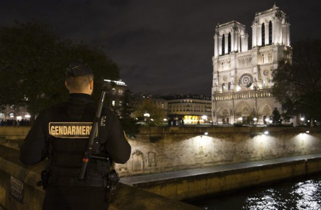 France to deploy nearly 100,000 police and soldiers over Christmas weekend