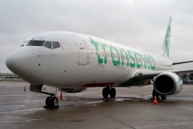 Budget airline Transavia vow Christmas flights in France won't be hit by strike action