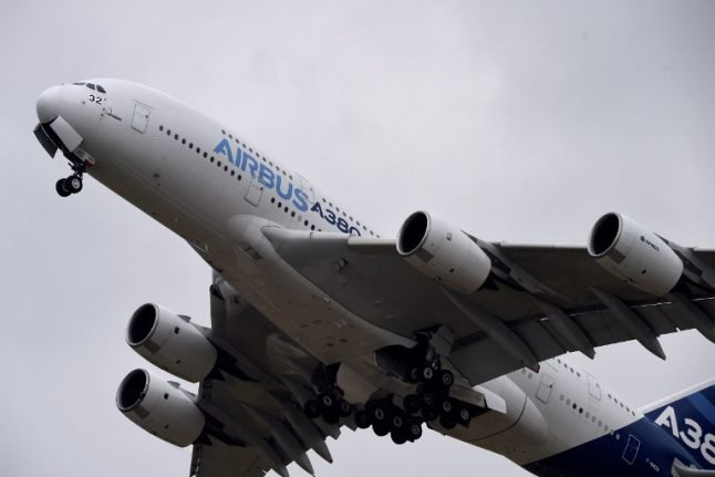 Airbus delivers first A380 to Emirates