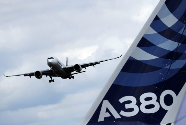 France's Airbus postpones delivery of A380s to Emirates