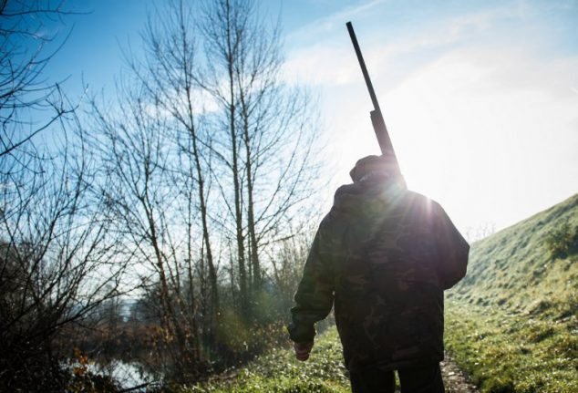 Frenchman killed by stray bullet during wild boar hunt