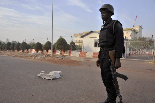 French aid worker kidnapped in Mali