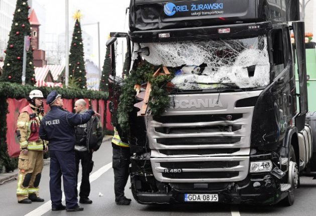 French far right blasts Germany's open doors refugee policy after Berlin 'terror attack'