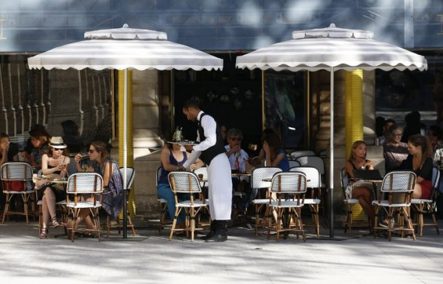 Is coffee becoming the new wine for Parisians?