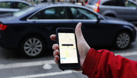 Uber announces it's hiking fare prices in France