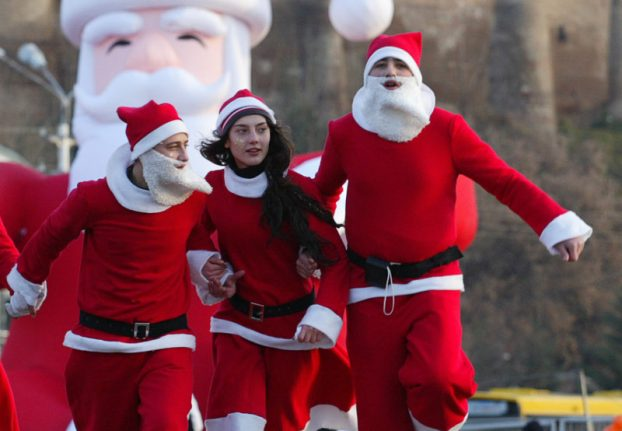 Ten rules to follow to avoid making a festive faux pas in France