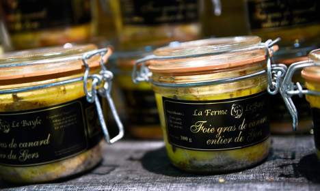 French foie gras exports banned after new case of bird flu