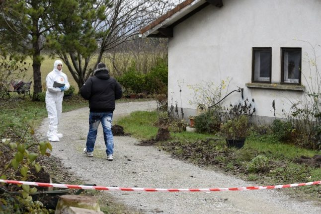 Three dead after bloody rampage in southern France