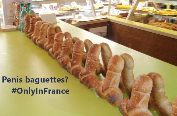 The many things that can 'only happen in France' (according to Twitter)