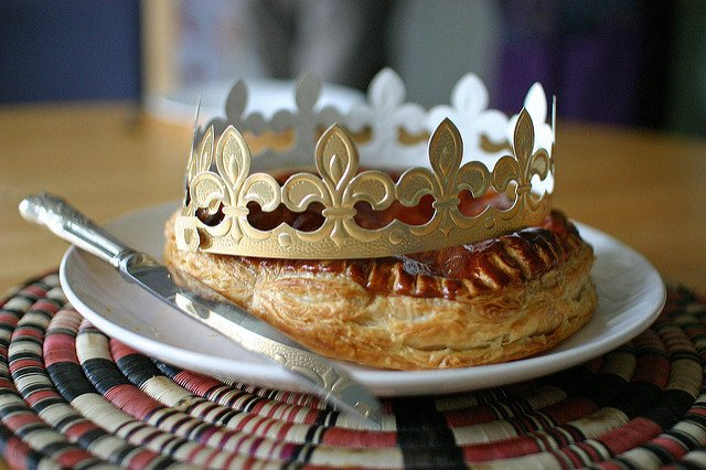 Anger after French schoolgirl finds pornographic 'charm' in her Galette des Rois