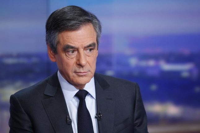 'My wife has always worked for me', says under-fire Fillon
