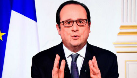 Hollande to visit French troops in Iraq