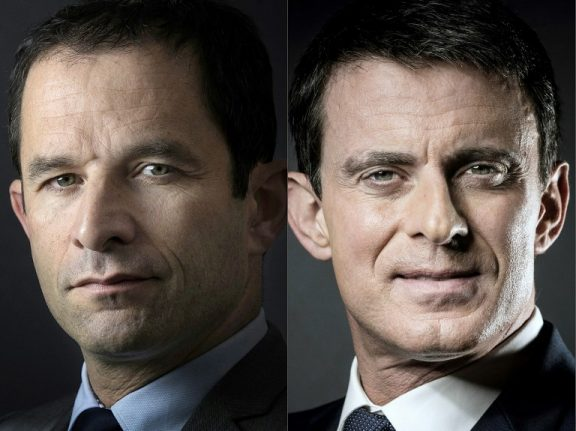 Valls to battle surprise package Benoit Hamon to be France's Socialist presidential candidate