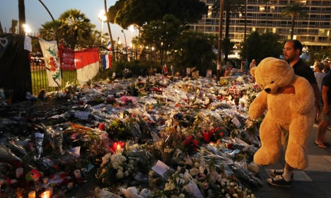 Heroes of Nice attack rewarded with Legion d'Honneur