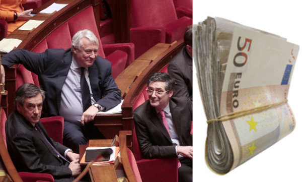 First class travel and unchecked expenses: The legal perks of being a French MP