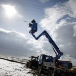 French told to save power as cold snap threatens electricity supply
