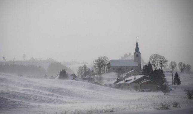 France's Siberian chill looks set to hang around longer than expected