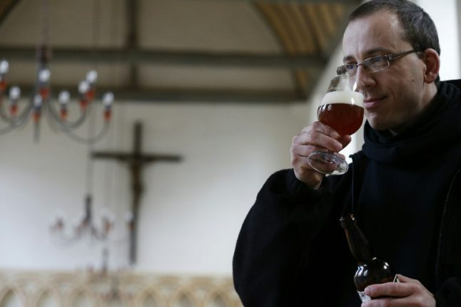 French monks bring back ancient beer brewing tradition