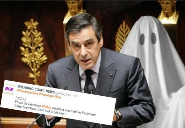 'Penelope Gate': French Twittersphere explodes into mockery and anger