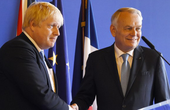 France tells Britain: There'll be no Brexit 'beatings' but no cherry picking either