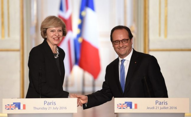 France accuses 'unprepared' UK of 'flip-flopping' on Brexit
