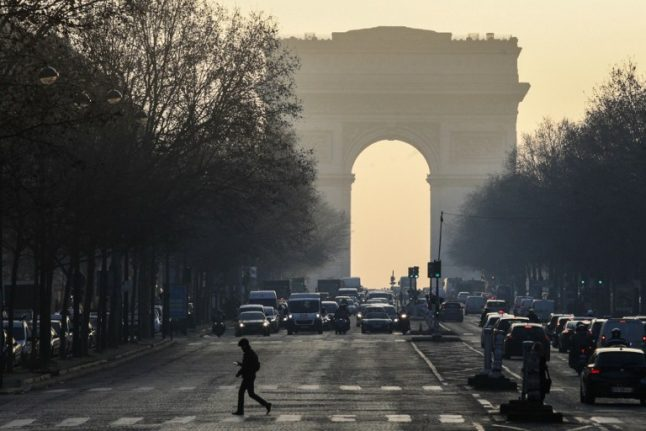 Air pollution: France gets slapped with 'final warning' from EU