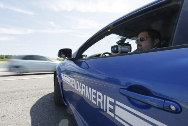 Drivers in France beware: Private firms to take over fight against speedsters