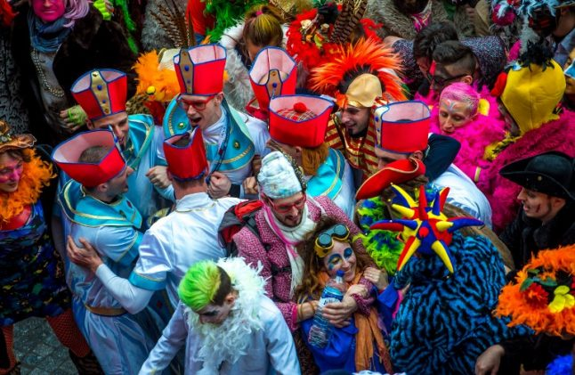 IN PICTURES: Dunkirk - France's craziest carnival