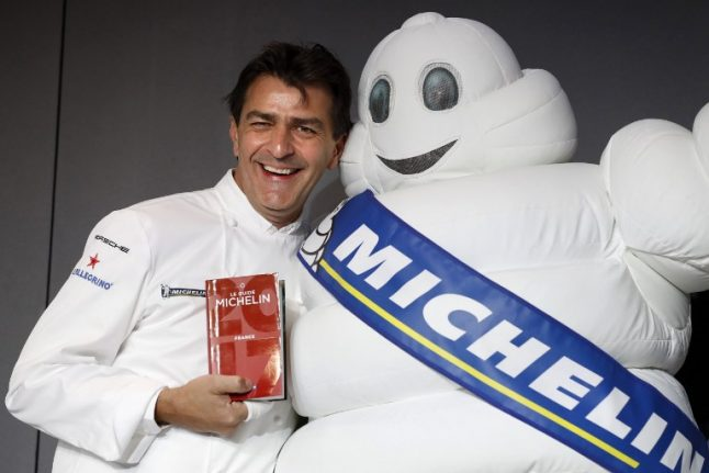 €490 per head... and other key figures about France's 616 Michelin-starred restaurants
