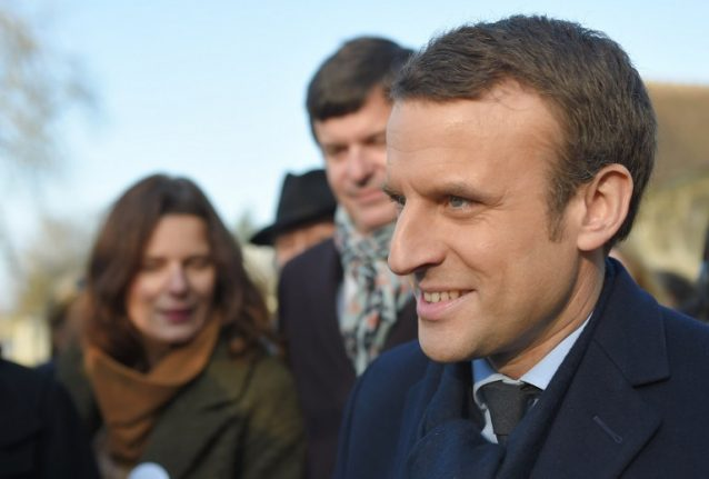 A look at what a 'President Emmanuel Macron' has in store for France