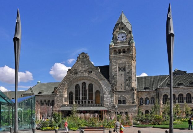 Is this really the most beautiful train station in France?