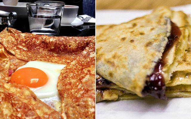 Is That A Crepe Or A Galette The Great Breton Debate The Local