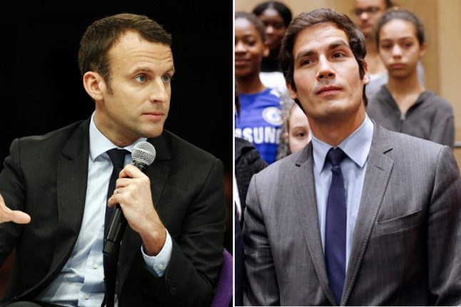 Macron laughs off widespread rumours of sexual affair with French radio boss