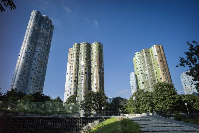 Why would you live in Paris when you can live in the banlieues?