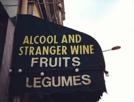 Fish and Ships: 15 of the most bizarre French – English translations