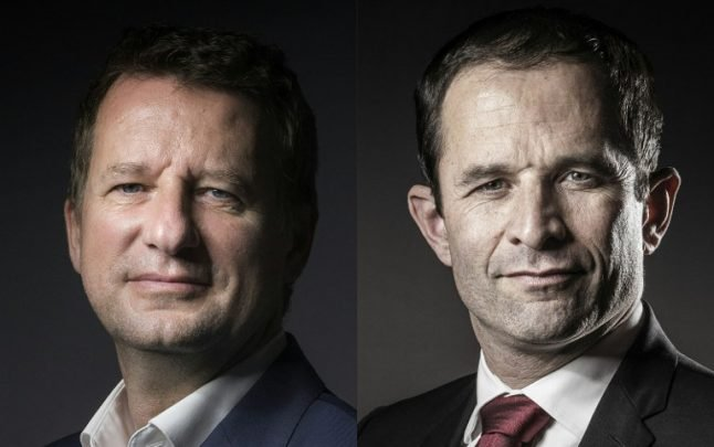 Socialist Hamon gets new backing as French presidential race heats up