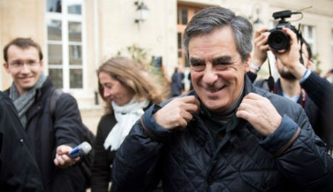 Magistrates to probe François Fillon over 'fake jobs' in latest French election twist