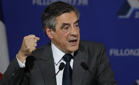 France's Fillon vows to run even if charged over 'fake jobs' row