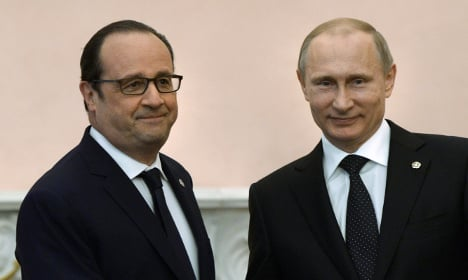 'Stay out of our election': France sends stern warning to Russia