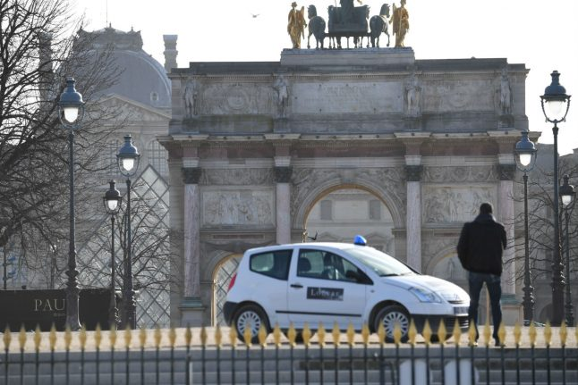 Louvre to reopen 24 hours after machete attack