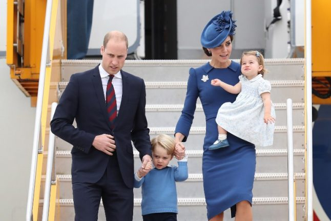 Prince William and Kate set for two-day trip to France