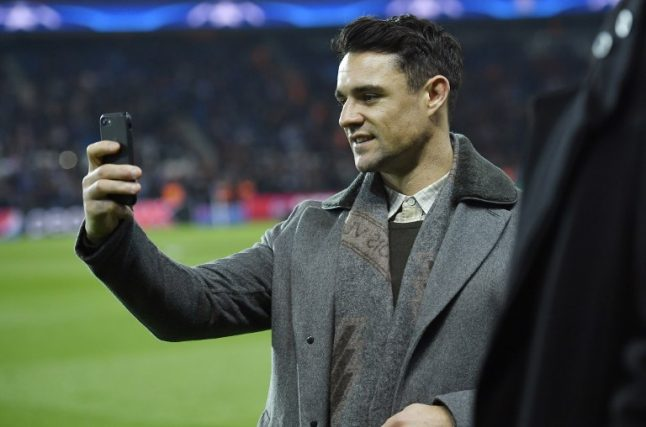 Kiwi rugby union legend Dan Carter sorry for drink-driving in Paris
