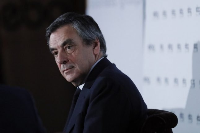 Fillon and 'Miss Moneypenny' fight new claims as French right mulls Plan B