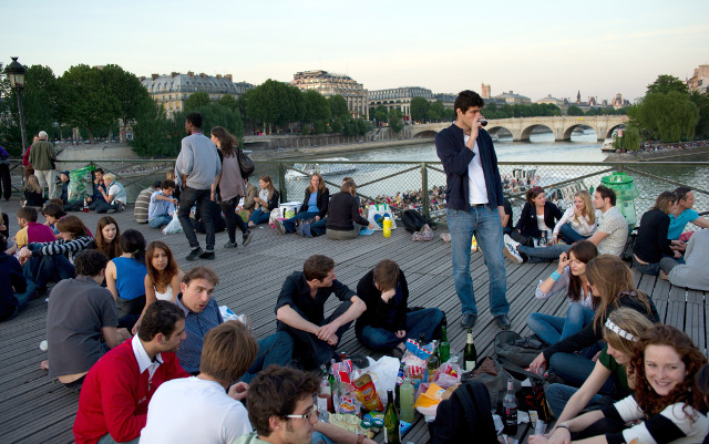 Dear Jim, you're right, Paris isn't what it was...it's getting better