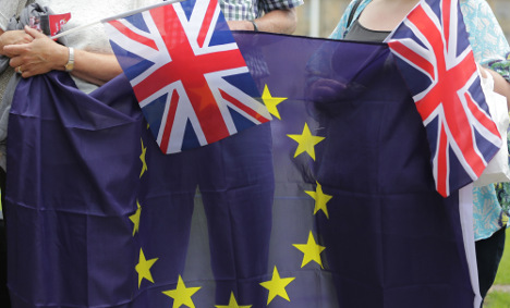 British expats join forces across Europe to tackle Brexit