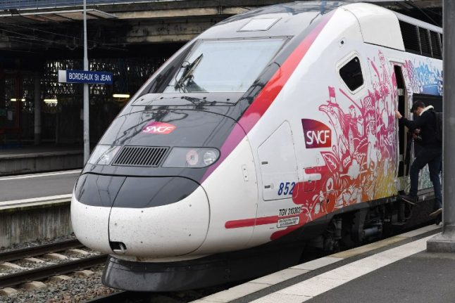 Bordeaux to Paris high speed line inaugurated (but it's not quite ready)